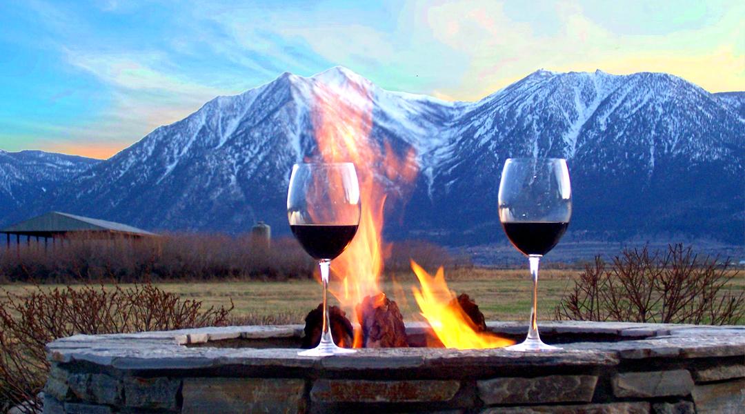 Carson Valley wine glasses