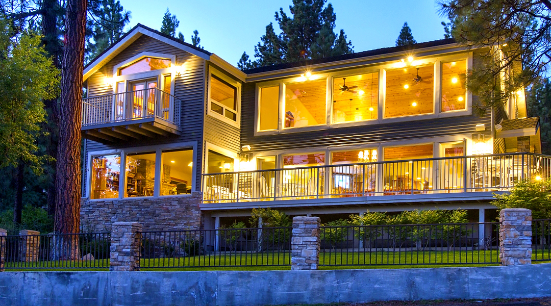 Tahoe luxury home